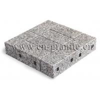 Buy cheap Imported Granite (17) grey paving stone PA001 product