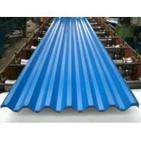 Buy cheap Prepainted Galvanized Corrugated Roofing Sheet from wholesalers
