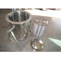 Buy cheap Titanium rod filter from Wholesalers