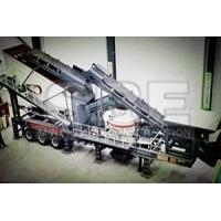 Buy cheap Mobile VSI Crushing Plant from Wholesalers
