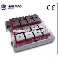 Buy cheap Safe Rectangular Electro Magnet Chuck for Industry Machine Use product