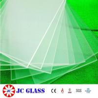 low iron tempered glass 4mm Low-Iron Tempered Glass For Glass Panel