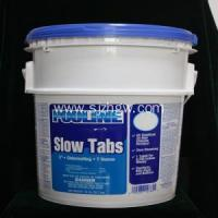 Buy cheap Swimming Pool Chemicals Slow dissolving chlorine tablets TCCA 90% product