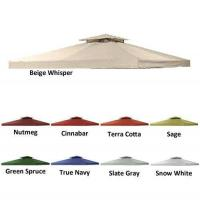 Buy cheap 10 X 10 Universal Replacement Canopy 2-Tiered - RIPLOCK 350 product