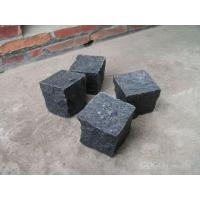 Buy cheap Haobo Stone China Basalt Cube Stone product