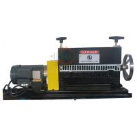 Buy cheap BS-027 scrap metal cable recycling machine product