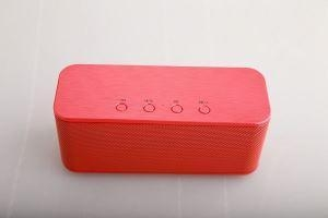 Quality Metal Grill Bluetooth Speaker with FM Radio USB TF Aux-in and Hands Free for sale