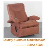 Buy cheap Functional Sofa 8 Points Vibrator Massage Rocking Recliner Chairs product