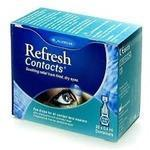 China REFRESH Contacts Single Dose Eye Drops (20 x 0.4ml) on sale