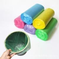 Buy cheap Resealable Plastic Kitchen Garbage Bags product
