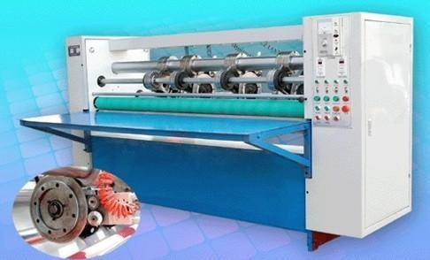 Quality Thin Blade Slitting and Creasing Machine for sale