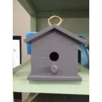 Buy cheap Wood bird house from wholesalers