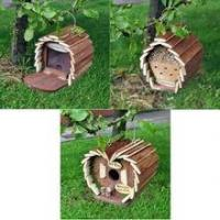 Buy cheap Hanging wooden bee,insect,squirrel hotel and feeder from wholesalers