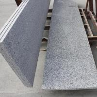 Buy cheap Grey Polished Wall Facade Granite Tiles G640 product