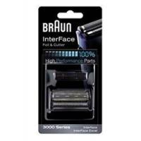 Buy cheap Braun 3600FC Replacement Shaving Heads for InterFace product