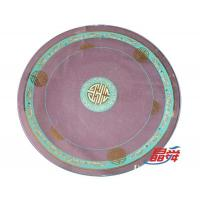 China CA-48 Tempered Glass Plate In Round on sale
