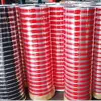 Buy cheap Colorful Logo Printed BOPP Packing Tape Jumbo Roll product