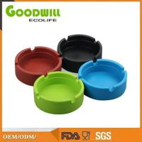 Buy cheap Heat Resistant Silicone Ashtray,Promotion Gifts Silicone Cigar Ashtray product