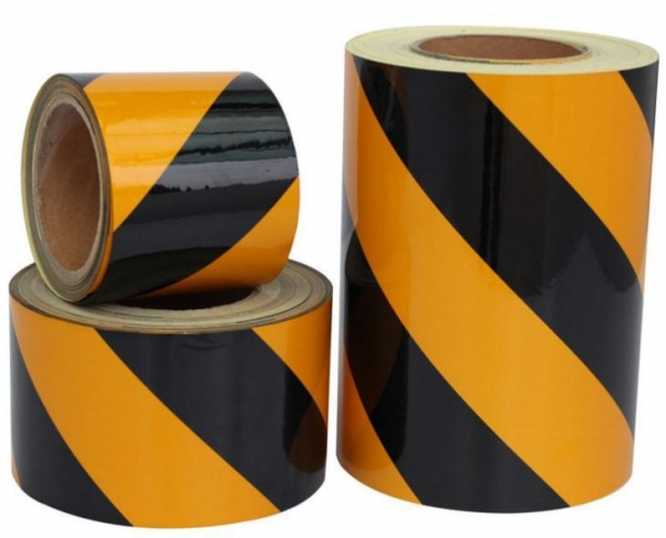 Quality Hazard Warning Reflective Tapes for sale