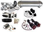 Buy cheap 12-15 Honda Civic Air Suspension Kit - LEVEL 4 with Accuair Management product