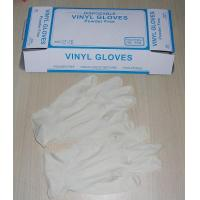 Buy cheap HPV602 disposable vinyl glove product