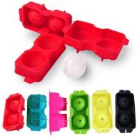 Buy cheap silicone ice glass mould tray for ice glasses and fda grade silicone ice glass mold product