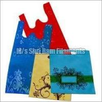 W Cut Non-Woven Carry Bags