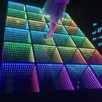 Buy cheap Hot Sale Led Dance Floors For The Nightclub Or Party product