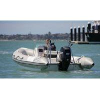 Buy cheap Inflatable Boat Rib Boat 580 with Center Console product
