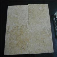 China Polished Yellow Marble Statues Tile and Cheap Floor Tiles on sale