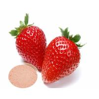 Buy cheap Freeze dried Natural Strawberry fruit Powder product