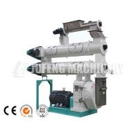 China Double conditioner pellet mill on sale