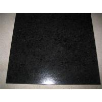 Buy cheap Chinese Well Polished 20Mm Thick Zhangpu Black Basalt Granite Tiles for Indoor & Outdoor product