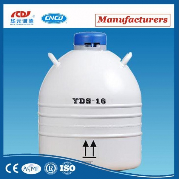6l liquid nitrogen cryogenic tank canister dewar tank for for Decor 6l container