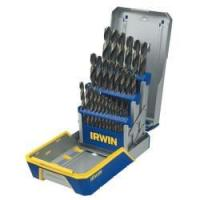 Buy cheap 29 Piece Black and Gold Metal Index Drill Bit Set 3018005 product