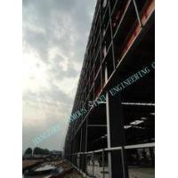 Buy cheap Grade A572 / A36 90 X110 ASTM Industrial Steel Buildings Concrete Plants product