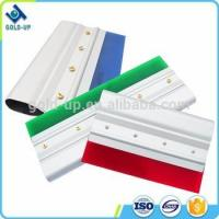 Buy cheap Good quality Aluminum Handle Squeegee rubber product