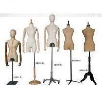Buy cheap Leather Wrapped Mannequin product