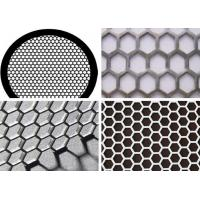 Buy cheap hexagon hole from Wholesalers