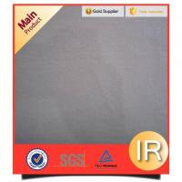 Buy cheap Brushed Striped Champagne Plain Short Pile Fabric product