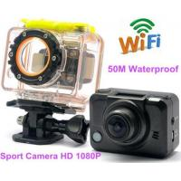 Buy cheap GS8800 with WIFI sport camera waterproof DVR product