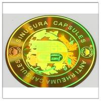Buy cheap 2D/3D hologram label Holographic security product
