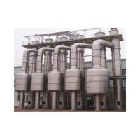 China Horizontal Or Vertical Falling Film Evaporator Of High Heat Transfer Coefficient on sale