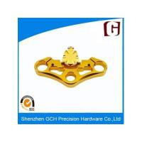 Buy cheap OEM Precision Machined Part with Copper Plating by CNC from Wholesalers