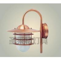 Buy cheap LED wall & lawn lighting copper wall light/S150-C from Wholesalers