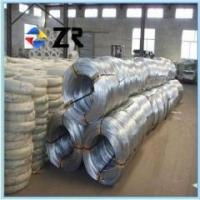 Buy cheap Hot dipped galvanized iron wire of dif product