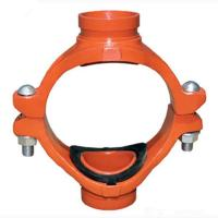 Buy cheap Grooved Mechanical Cross from Wholesalers