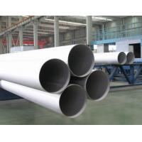 Welded stainless steel pipes