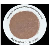 Buy cheap Coated Powders Silver Coated Copper Powder product