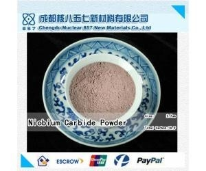 Quality Carbide Powders Niobium Carbide Powder for sale